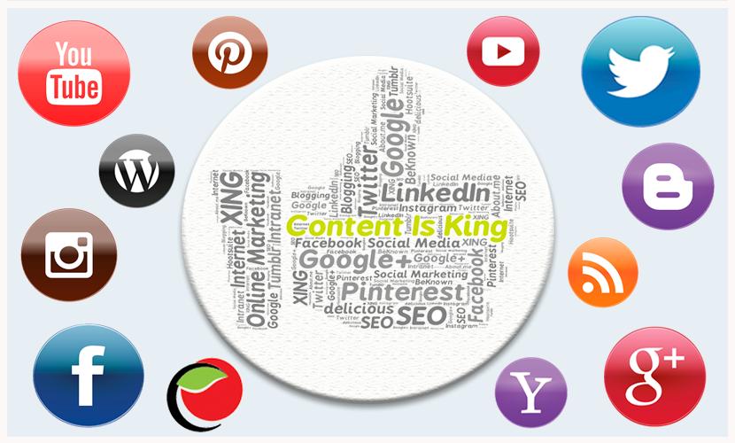 социалните медии. Създаване, съдържание, положителни отзиви, клиенти в социалните мрежи
