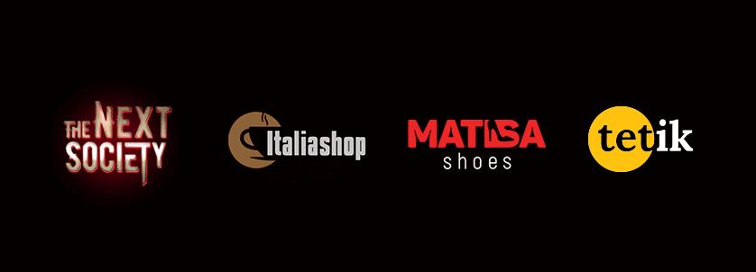 Logo design. logos-CherryAdv-CherryDesign