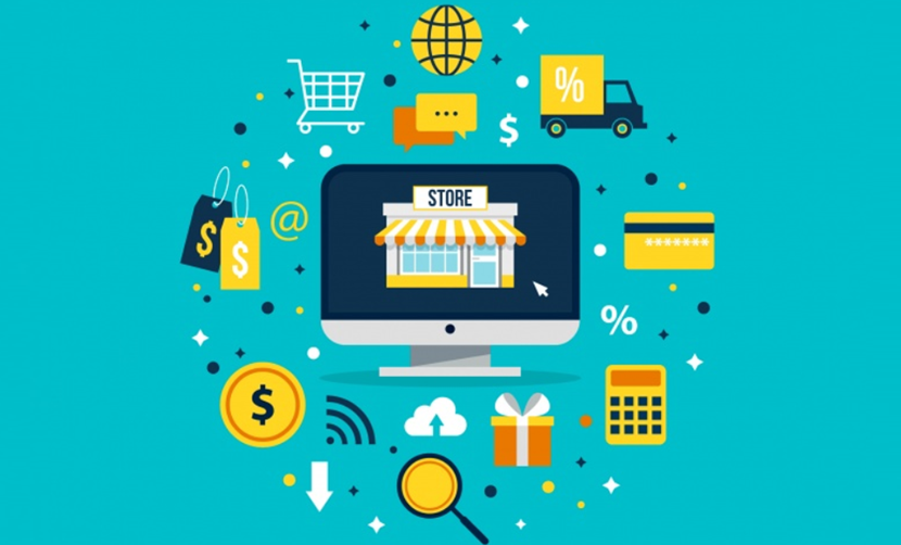 Реклама Онлайн-Онлайн Магазин Продажби. Изработка, поддръжка и стратегия за продажби на Онлайн Магазин-Онлайн Реклама