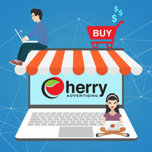 Изработка на онлайн магазин, ECOM-CherryAdv