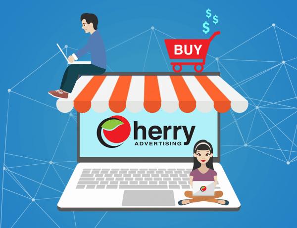 Δημιουργία διαδικτυακού καταστήματος, ECOM-CherryAdv