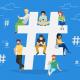 Значението на хаштага в Instagram, Значението на хаштага в кризата Covid19, social-media-CherryAdv-Hashtag