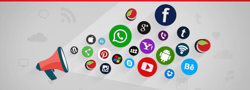 Facebook, Instagram, Linkedin, Twitter - поддръжка и реклама